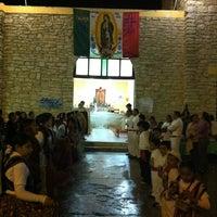 Photo taken at De La Virgen De Guadalupe by David I. on 12/12/2011