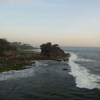 Photo taken at Tanah Lot Temple by Bjorn T. on 9/20/2011