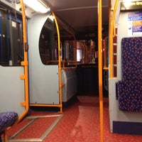 Photo taken at TfL Bus 8 by John C. on 12/22/2011