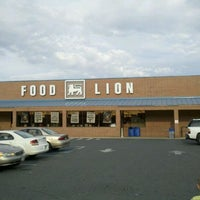 Photo taken at Food Lion Grocery Store by James N. on 9/1/2011