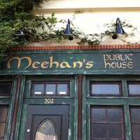 Photo taken at Meehan's Public House by Lucian F. on 8/22/2011