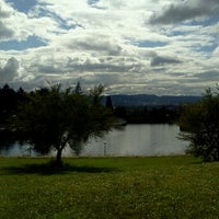 Photo taken at Mt. Tabor Park by Scott L. on 6/20/2012