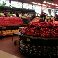 Photo taken at Pete's Fresh Market by Brucy_b on 12/7/2011