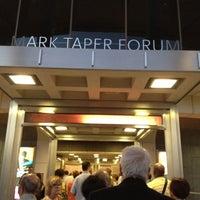 Photo taken at Mark Taper Forum by DAN C. on 8/29/2012