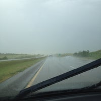 Photo taken at US-65 & US-69 by Mallory R. on 5/25/2012