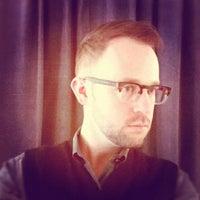 Photo taken at Ozzie Perez Salon by Jt c. on 2/17/2012