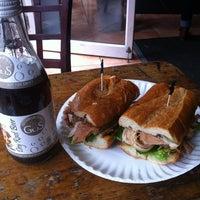 4/24/2012にGabriel & JeffreyがThe Original Sandwich Shoppeで撮った写真