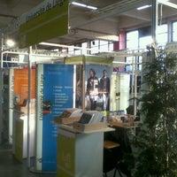 Photo prise au Charleroi Expo par Arnaud D. le2/4/2012