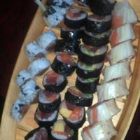 Photo taken at Hook's Sushi Bar & Thai Food by Hornblasters on 8/30/2012