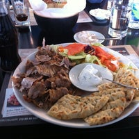 Photo taken at Bobo Souvlaki House by Otto A. on 2/26/2012
