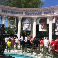 4/28/2012 tarihinde Allen B.ziyaretçi tarafından Beetlejuice's Graveyard MashUp'de çekilen fotoğraf