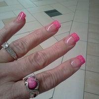 Photo taken at Elite Nails by Rhonda C. on 4/20/2012