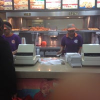 Photo taken at Popeyes by Daniel on 8/21/2012