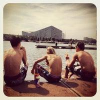 8/20/2012 tarihinde Ria B.ziyaretçi tarafından Binnen IJ'de çekilen fotoğraf