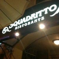 3/17/2012 tarihinde Eduardo D.ziyaretçi tarafından Squadritto'de çekilen fotoğraf