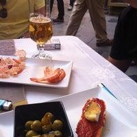 Photo taken at Bar Pasiegas by Cris J. on 6/28/2012