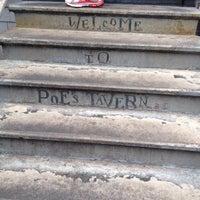 Photo taken at Poe's Tavern by Nancy S. on 7/28/2012