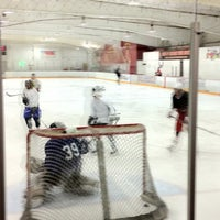 Photo taken at Oceanside Ice Arena by Michael M. on 7/14/2012