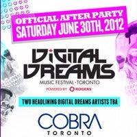 Photo taken at Cobra Nightclub by Jaida on 7/1/2012