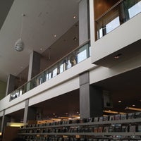 Photo taken at Santa Monica Public Library - Main by Rian B. on 6/28/2012
