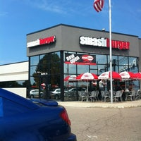 Photo taken at Smashburger by Larry M. on 9/6/2012