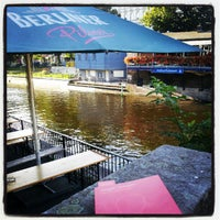 Photo taken at Paul-Lincke-Ufer by Magdalena E. on 9/6/2012