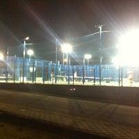 Photo taken at Padel Club Los Cerros by Miguel G. on 3/28/2012