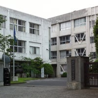 Photo taken at 脇町高等学校 by KRR S. on 6/3/2012