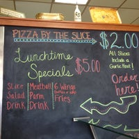 Photo taken at That's Amore Pizza by Kimbr-Lee N. on 5/16/2012
