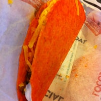 Photo taken at Taco Bell by Jaysen N. on 3/11/2012