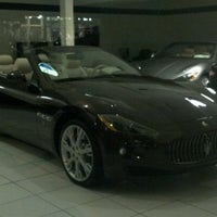 Photo taken at Maserati of San Diego by Dante W. on 6/10/2012