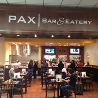 Photo taken at Pax - Bar & Eatery by Carlos C. on 5/4/2012