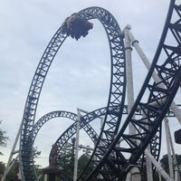 Photo taken at Canobie Lake Park by Michael M. on 8/19/2012