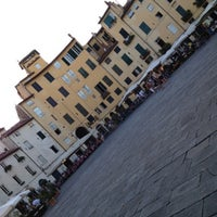 Photo taken at Piazza dell'Anfiteatro by Pieter H. on 7/29/2012
