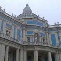 Снимок сделан в Дворцово-парковый ансамбль «Ораниенбаум» пользователем Melnik 6/11/2012