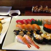 Photo taken at Sushi Katsu by Jun C. on 4/19/2012