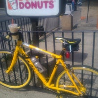 Photo taken at Dunkin' Donuts by Alex C. on 6/11/2012