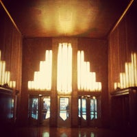 Photo taken at Chrysler Building by Marcel R. on 9/10/2012