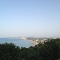 Photo taken at Belvedere Di Vasto by Ferdinando on 7/28/2012