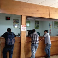 Foto tomada en Terminal Turbus por Guillermo N. el 3/23/2012