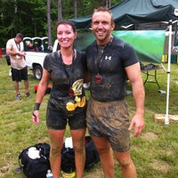 Photo taken at Warrior Dash by Christoper B. on 4/21/2012