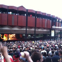 Photo taken at Saratoga Performing Arts Center by Dan Z. on 6/9/2012