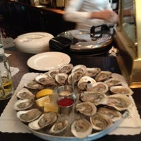 Photo taken at Docks Oyster Bar by Sonya L. on 7/6/2012