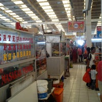 Photo taken at Pasar Koja Baru by Ali A. on 8/14/2012
