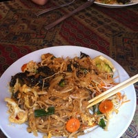 Photo taken at KisParázs Thai Soup & Wok Bar by Anikó B. on 9/1/2012