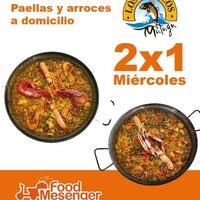 Photo taken at Marisquería Los Mellizos by Food Mesenger, C. on 8/29/2012