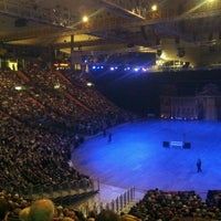 Photo taken at Olympiahalle by kosmolink on 3/9/2012