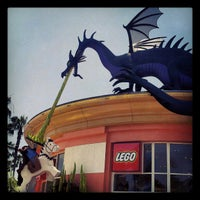 Photo taken at The LEGO Store by Sean O. on 6/11/2012