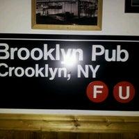 Photo taken at Brooklyn Pub by Sapiras B. on 5/18/2012