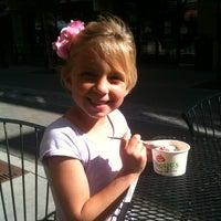 Photo taken at MoYos Frozen Yogurt by Peter L. on 5/22/2012